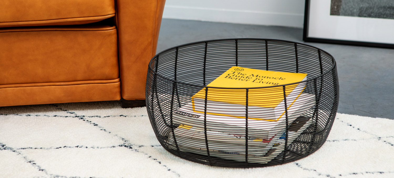 Dora storage basket