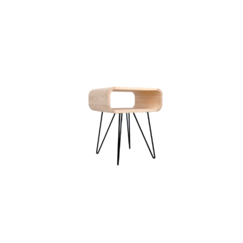 Metro End Table timber