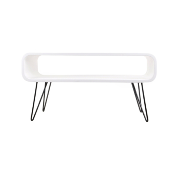 Metro Coffee Table white