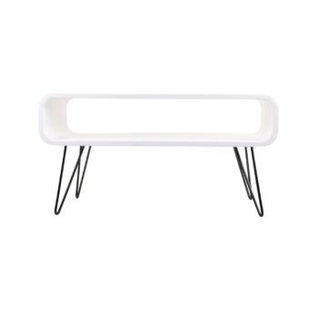 Metro Coffee Table white