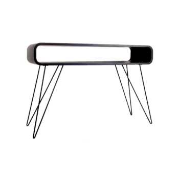 Metro Sofa Table black