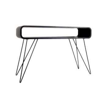 Metro Sofa Table black