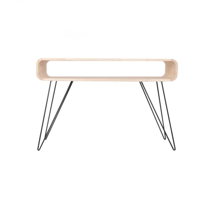 Metro Sofa Table timber