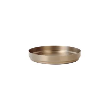 Rondo Tray Small Soft Copper