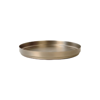 Rondo Tray Medium Soft Copper