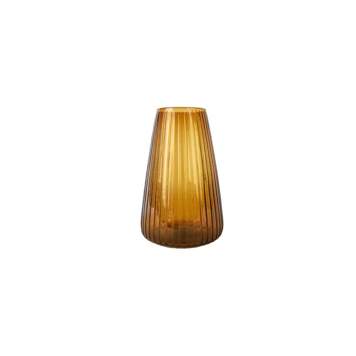Dim stripe large amber