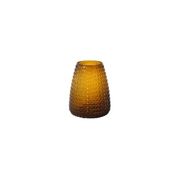 Dim scale medium amber