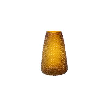 Dim scale large amber