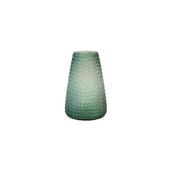 Dim scale large green light