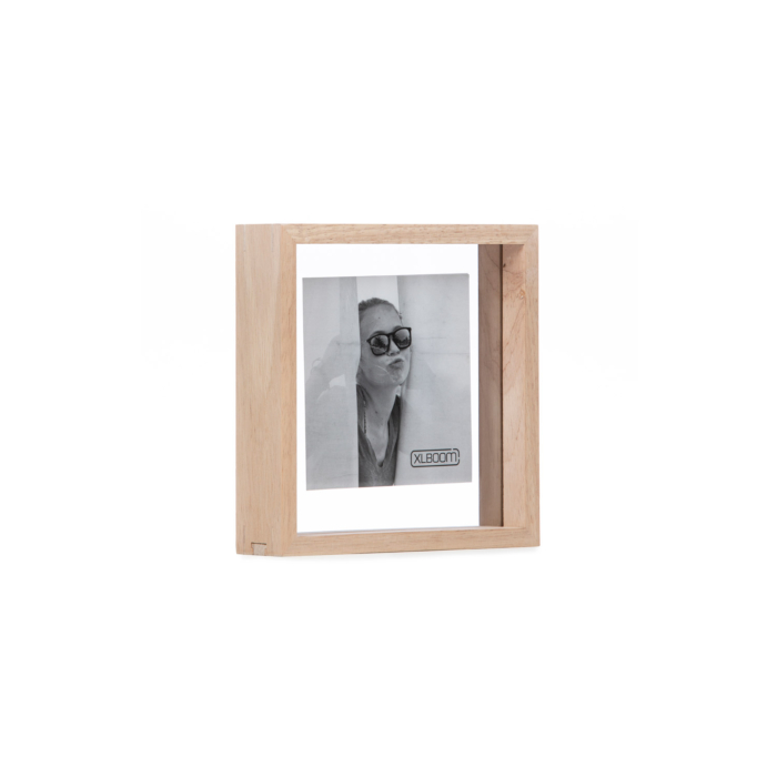 timber Square Floating Box 20x20