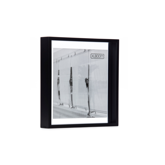 black Square Floating box 32x32