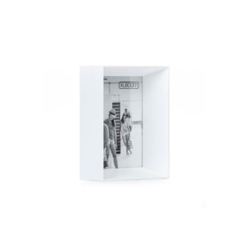 Prado frame 13x18 white