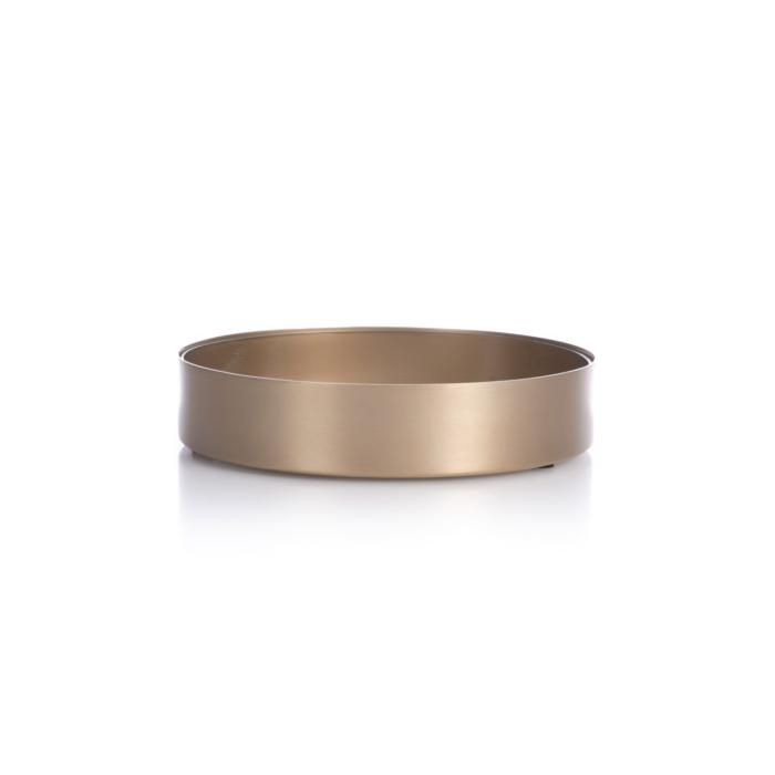 Noella Bowl large soft copper