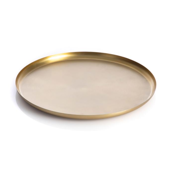 Bao tray medium brass