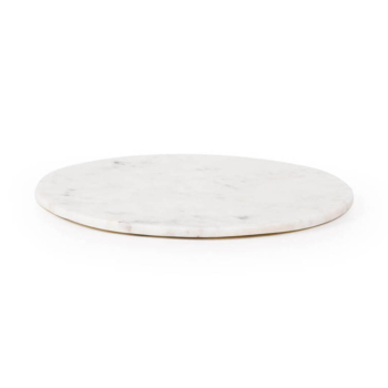 Max Round Medium Cutting Board white