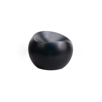 Black Ball Chair