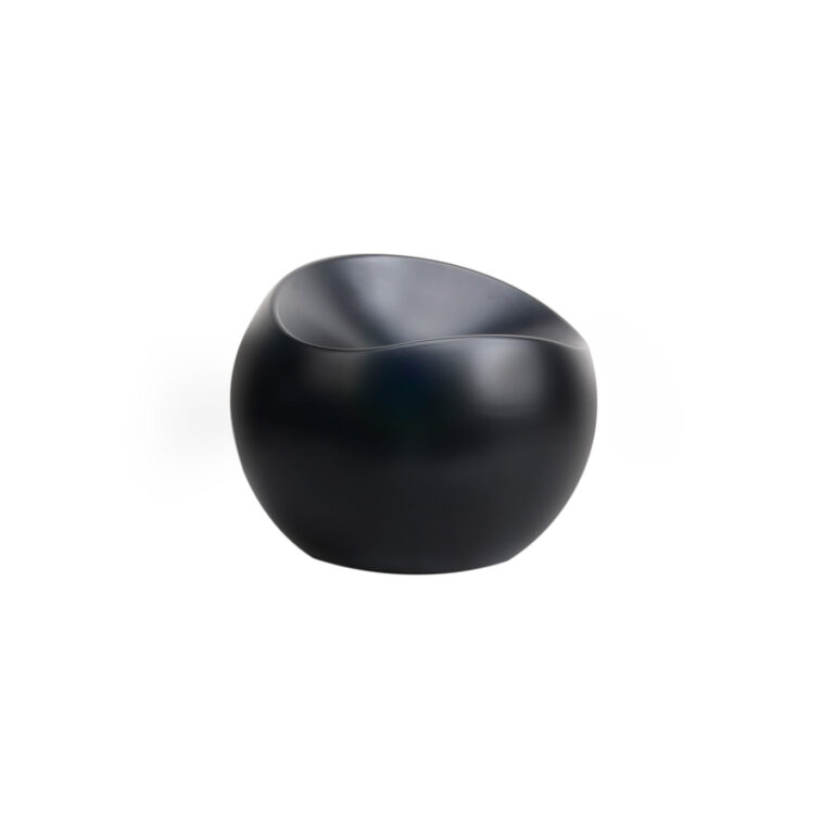 Black Ball Chair