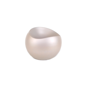Quartz Matt Ball Chair