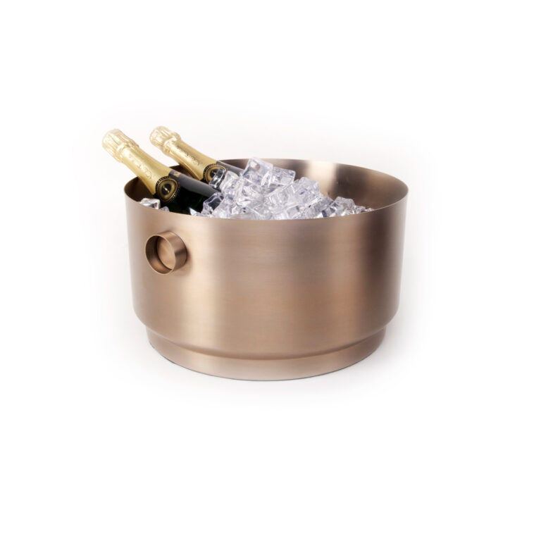 soft copper Rondo Party Bucket