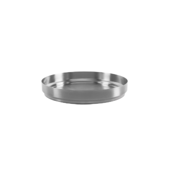 Rondo tray small pure stainless