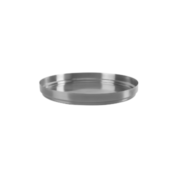 Rondo tray medium pure stainless