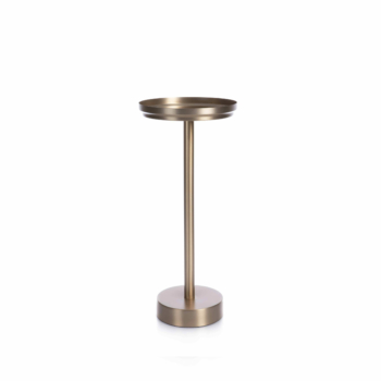 Rondo Tray Table soft copper