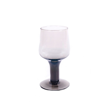 Host Wine Glass smoke grey