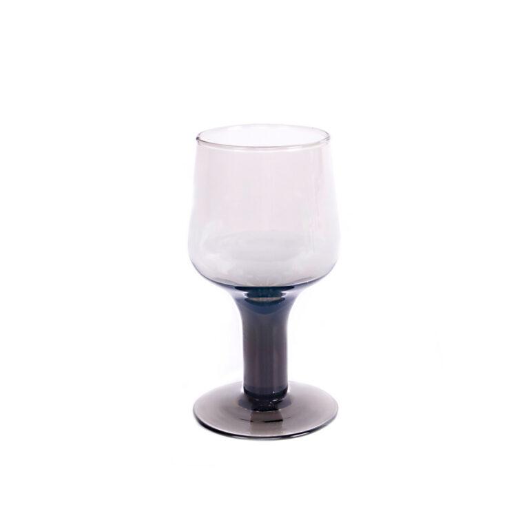 Host Wine Glass smoke grey
