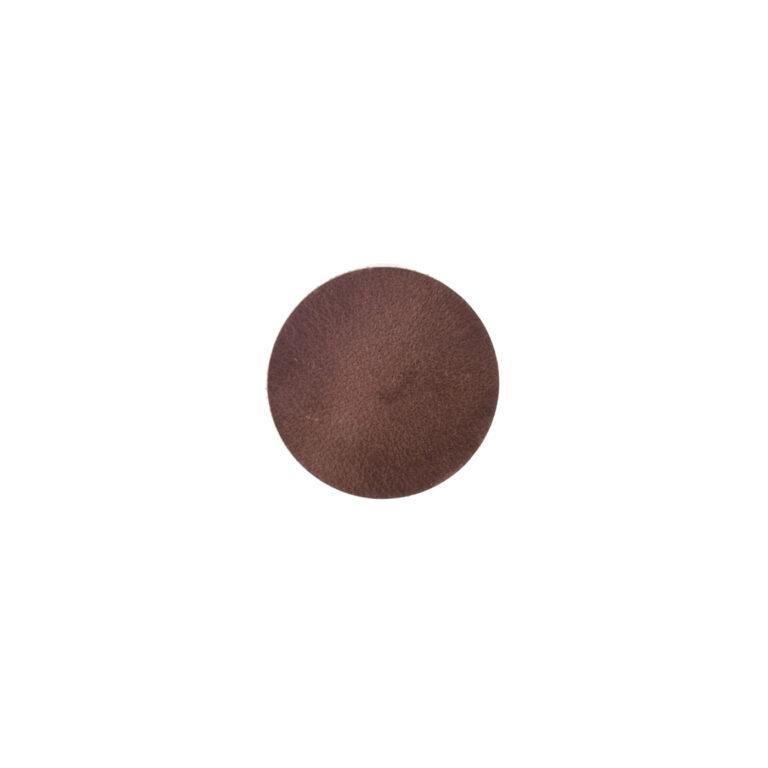 Ellis Coaster Round brown