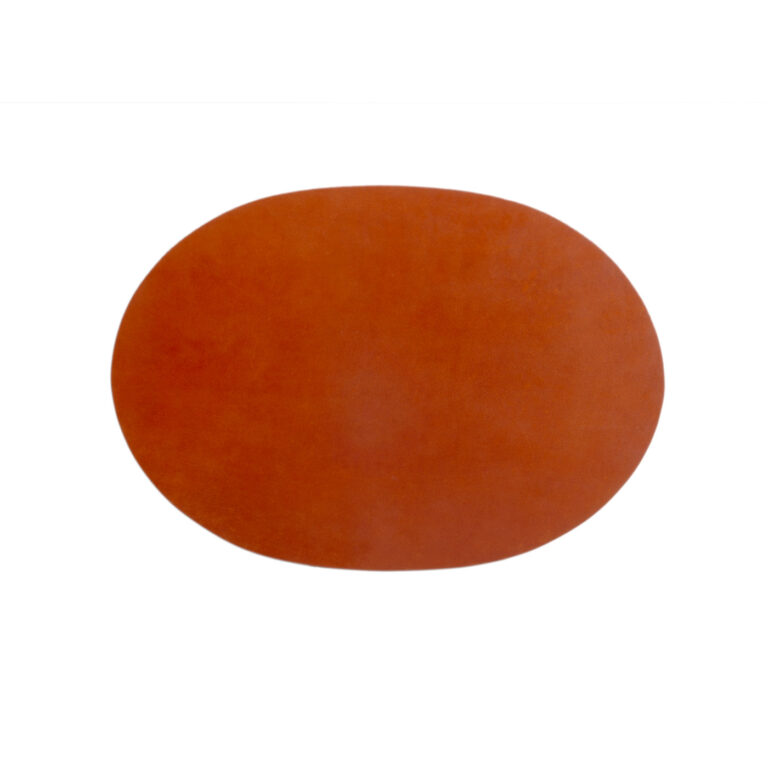 Ellis Placemat Oval cognac