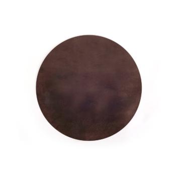 Ellis Placemat Round brown