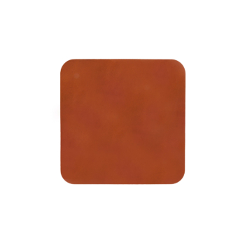 Ellis Placemat Square cognac