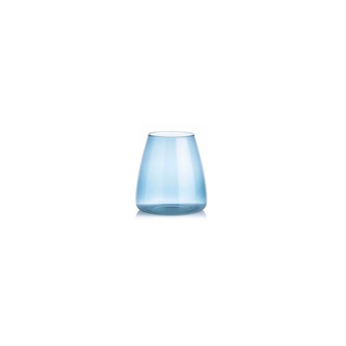 DIM smooth small blue grey