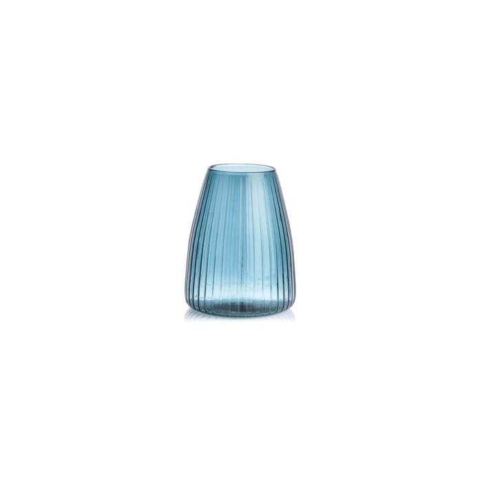 DIM stripe medium blue grey