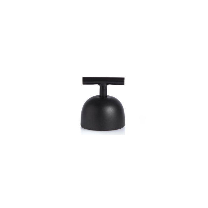 Black Carry Away Paperweight