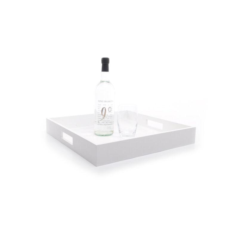 Zen Tray Medium white