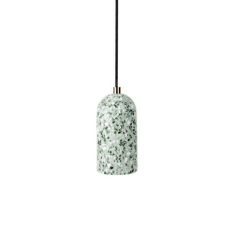 Mint Terrazzo U Lamp