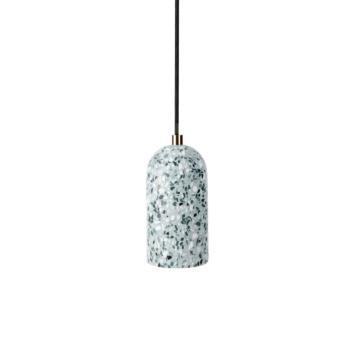 Blue Terrazzo U Lamp