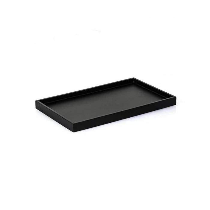 Low Tray Rectangular Medium coffee bean