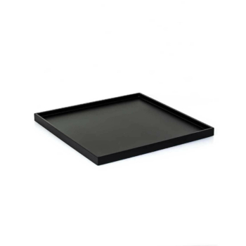 Low Tray Square Medium coffee bean