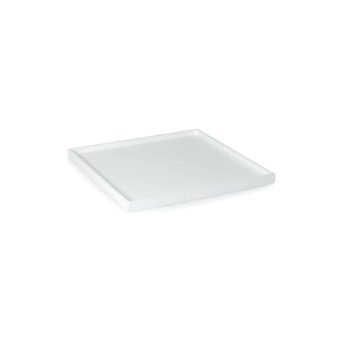Low Tray Square Small white