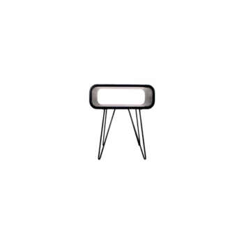 Metro End Table black