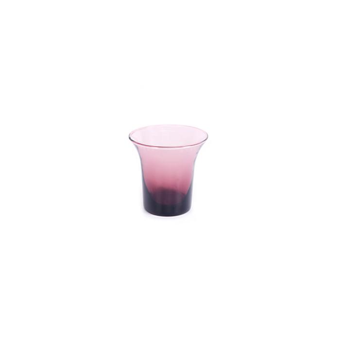 Host Glass small purple