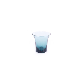 Host Glass small blue grey