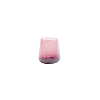 Host Glass Water purple