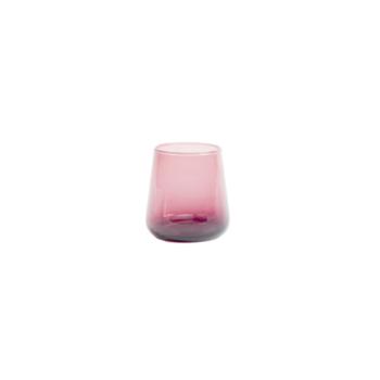 Host Glass Water purple
