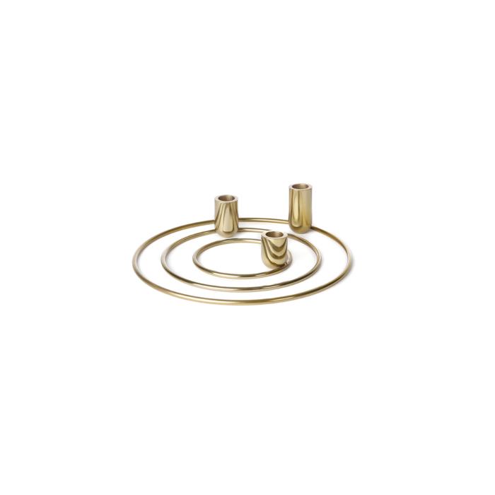 Orbital brass