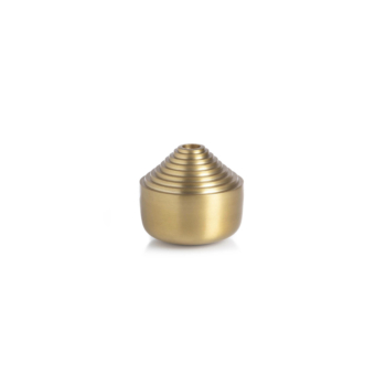Laps candle holder brass