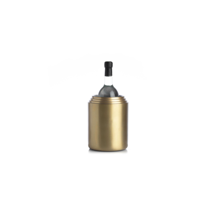 Laps Wine Cooler brass
