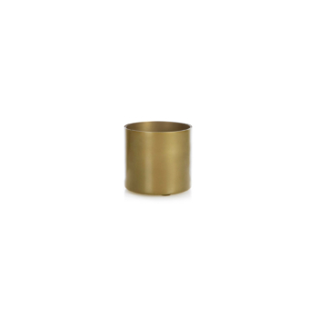 Noella Bowl small matt brass